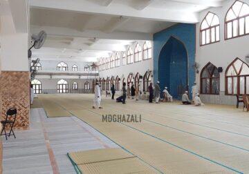 दिल्ली के ओखला में शानदार मस्जिद का उद्घाटन