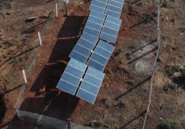 नई सोलर तकनीक से ग्रामीणों की बदल रही है दशा