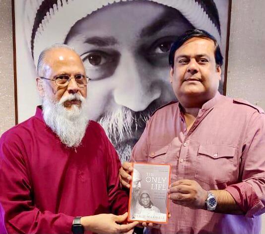 ओशो के पहले सेक्रेटरी मां योगा लक्ष्मी पर सीरियल बनाएंगे राहुल मित्रा