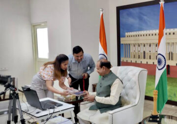 ओम बिरला ने मानवसेवा के लिए रोटरी क्लब ऑफ दिल्ली साउथ की सेवाओं की सराहना की