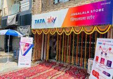 टाटा स्काय ने दिल्ली में खोला एक्सक्लुज़िव जिंगालाला स्टोर